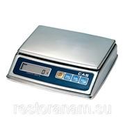 Весы порционные Cas PW-II-5 фото