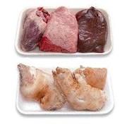 Замороженные мясопродукты, П/Ф наборы фото