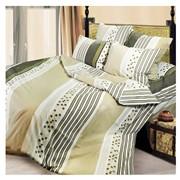 Комплект постельного белья Сова и Жаворонок Сингапур, 1,5 спальное фото