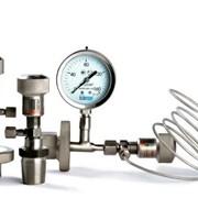 Вентиль тонкой регулировки расхода газа фото