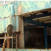 Демонтаж конструкций фото