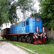 Промышленный железнодорожный транспорт фото