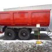 Полуприцеп тракторный самосвальный LEX ПСТ-9 фото