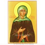 Икона Св. Блж. Ксения Петербургская Артикул:001021ид19002 фото