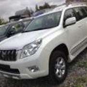 Автомобиль Toyota - Land Cruiser Prado фото