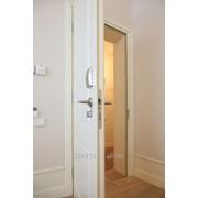 Дверь деревянная противопожарная фото