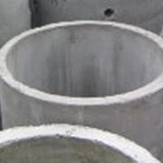 Кольца колодца фото