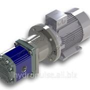Гидроагрегат AC двигатель фотография