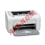 Принтер лазерный HP LaserJet P1102 фото