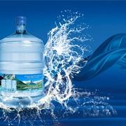 Доставка питьевой воды. фото
