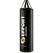 Мешок боксерский EFFORT MASTER (тент), 80см, d-25см, 15кг E155 фото