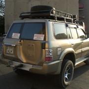 Nissan Patrol фото