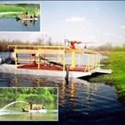 Плавающая платформа ПП-1 фото
