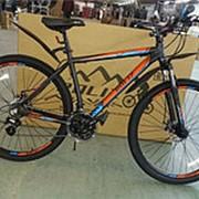 Велосипед ROLIZ 29-183-2 черный фото