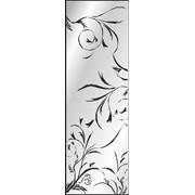 Обработка пескоструйная на 1 стекло артикул 8-16 фото