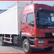Бортовой автомобиль FOTON 1251 (6х4) фото