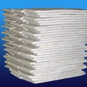 Теплоизоляционный огнеупорный муллитокремнеземистый картон марки МКТК фото