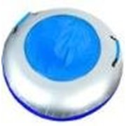 Тюбинг Тент Серебро-Голубой 150 Кг фото
