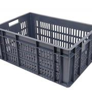 Пластиковый ящик, E6425-00 фото