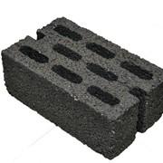 Керамзитобетонные блоки 500*300*188 М50 фото