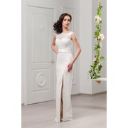 Свадебное платье артикул 16-195 фото