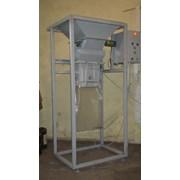 Дозатор весовой бункерный для фасовки топливных гр фото