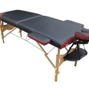 Раскладной массажный стол фото