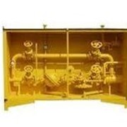 Пункт шкафной газорегуляторный ГРПШ-15-1Н(В)У1 на базе РДГ-80Н(В) фото