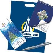 Дизайн и изготовление сувенирной продукции с логотипом. фото