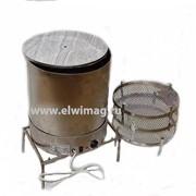 Электрокоптильня комбинированная универсальная Элвин ЭКУ-НЕРЖ фото