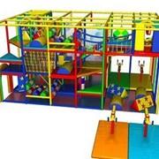 Игровые детские лабиринты фото