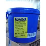 Смазка автомобильная LKW Fett Blau, 1 кг фото