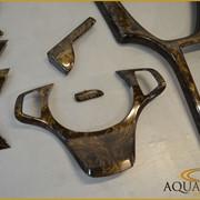 Аквапечать (Aquaprint, Imeris). Отделка под карбон, дерево фото
