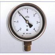 Приборы для измерения вакуумметрического давления фото