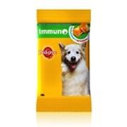 Подушечки с пробиотиками для укрепления иммунитета Pedigree Immuno фото