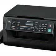 Факс Panasonic KX-MB2020UCB