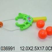 Рогатка 009 с шариками фото