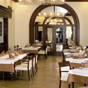 Комплектация ресторанов мебелью по дизайн проекту фото