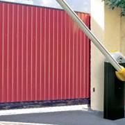 Автоматический шлагбаум GARD 8000 фото