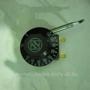 Терморегулятор механический для котлов отопления, тёплого пола фото