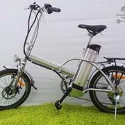 Электровелосипед F02 фото