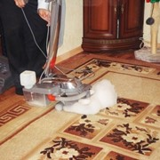 Чистка ковров, ковровых покрытий фото