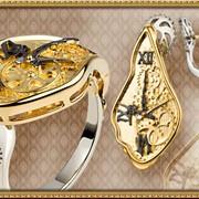 Изготовление ювелирных изделий из золота на заказ фотография