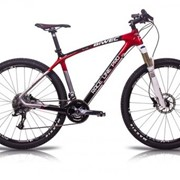 27.5 Race Line Pro Biwec велосипед горный, Красно-чёрный фото