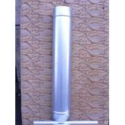 Комплект антивандальный труба+отлив d=216 с порошковой покраской по RAL фото