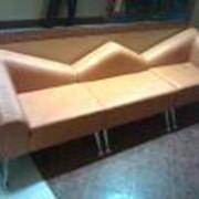 """Офисный диван """"Шип"""" фото"""