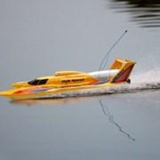 Радиоуправляемый катер NQD Racer 2 фото
