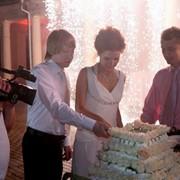 Заказ свадебного торта фото