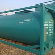 Танк – контейнер Т4, для перевозки дизельного топлива, бензина, ИМО 1 фото