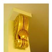 Декорирование золотом фото